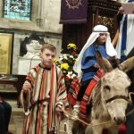 Nativity Service at Bridlington Priory, December 2019