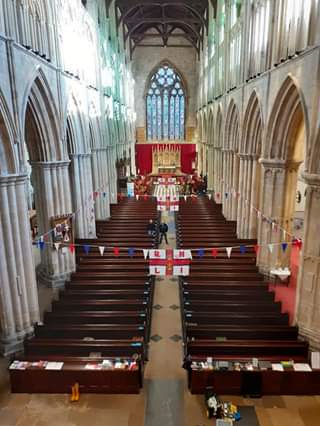 Great Gale Memorial Service at Bridlington Priory, February 2020